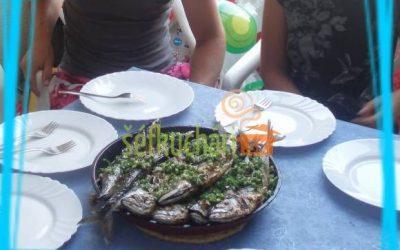 Bylinková makrela