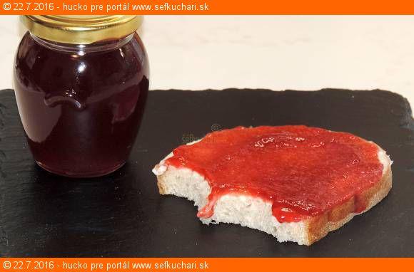 Domáci ríbezľový lekvár (alebo aj džem)
