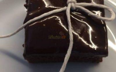 """""""ECHT"""" čokoládový koláč"""