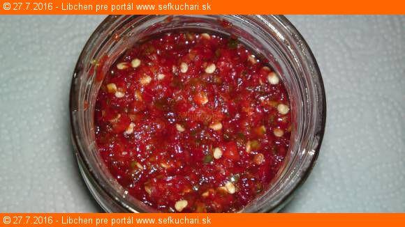 Erős Pista – domácí pálivý paprikový krém