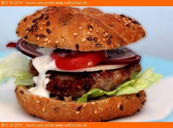 Hamburger – Mňamburger