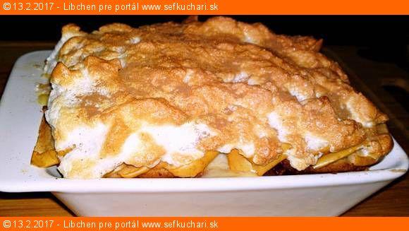 Jablková žemľovka z vianočky - Sefkuchari.sk 23a411ce0f