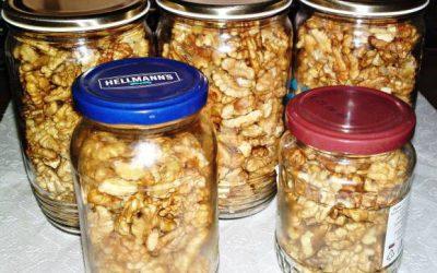 Moje zavárané vlašské orechy