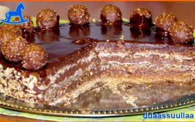 (pa)Žravá torta