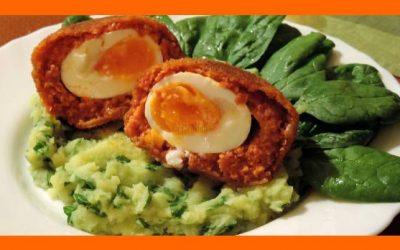 Škótske vajcia po Slovensky