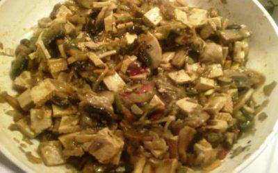 Tofu – čína