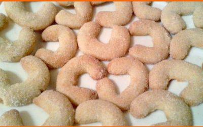 Vanilkové rožky – nenormálne jemné