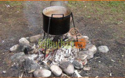 Základný recept na kotlíkový guláš